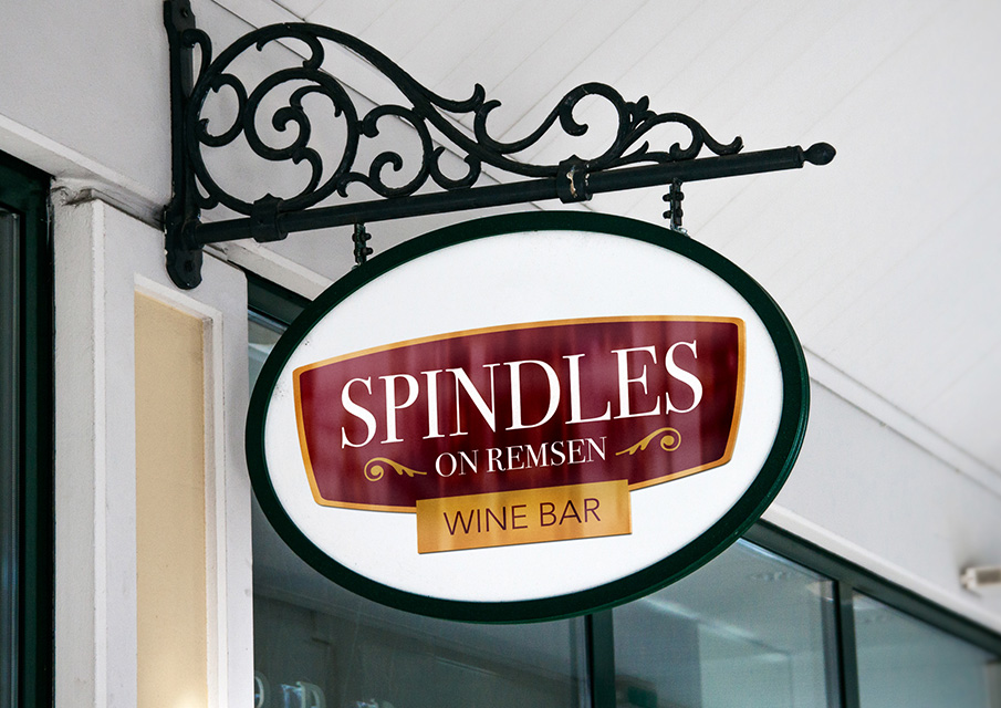 Spindles Logo Proposal