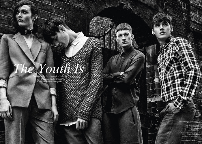 The Youth Is - Client Magazine