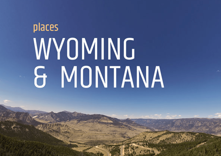 Travel Video: Wyoming and Montana
