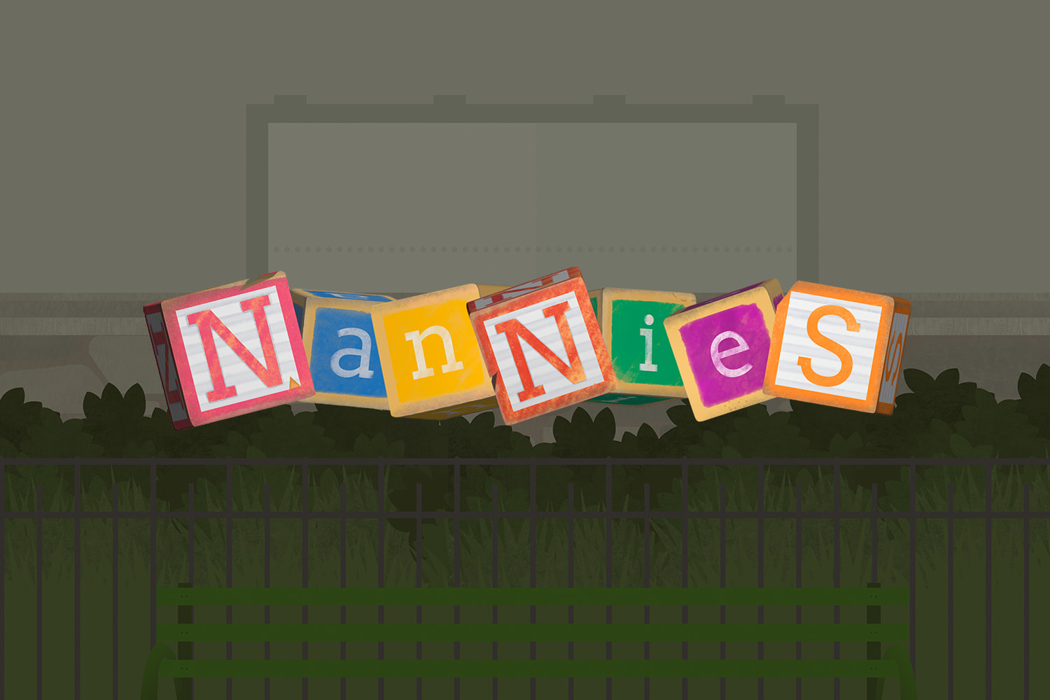 Nannies Series Logo