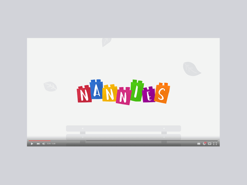 Nannies YouTube Intro