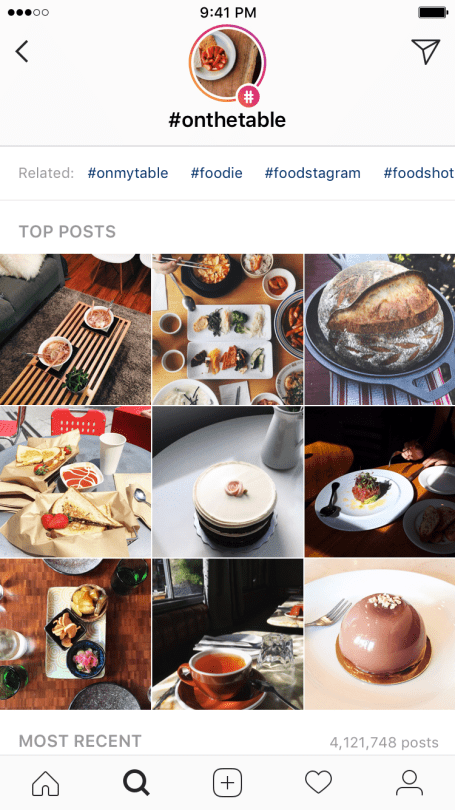 instagram-hashtag-explore-feature