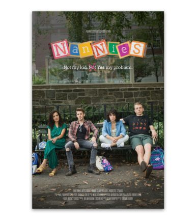 Nannie Series Poster with the Cast